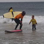 Wavecrest Surf School Foto