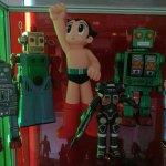 Robots rares et anciens