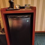 Mini-fridge!