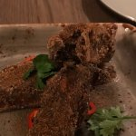 Crispy lamb short ribs - a revelation!
