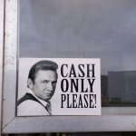Cash only.