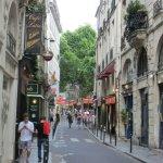 Rue Saint-André des Arts
