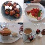 Desserts, café et mignardises