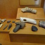 Objets préhistoriques
