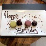 Small birthday surprise