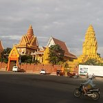 An Impressive Temple