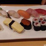 Lunch sushi