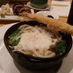 Udon lunch special