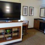 Hyatt Place SLC -- TV, Wet Bar, Desk in High Floor King Room