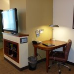 Hyatt Place SLC -- Work Desk, TV, Shower