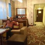 Foto de Sheraton Moscow Sheremetyevo Airport Hotel