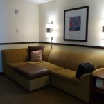 Hyatt Place SLC -- Sitting Area in High Floor King Room