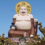 還有其他的大型佛像