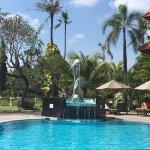 Photo de White Rose Kuta Resort, Villas & Spa