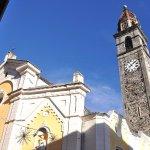 Ascona Chiesa SS Pietro e Paolo (extérieur)