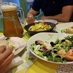 Un ejemplo de los platos