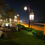 beach front tables