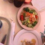 Side salad $4