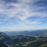 view from the Kehlstein Haus