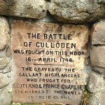 Culloden Battlefield is a must see.