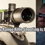 Shepard Humphries shares his passion for long range precision rifle shooting!