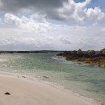 sandy beachs