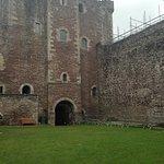 Doune Castle - great TV connections