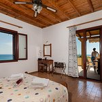 Room Overview with a stunning seaview