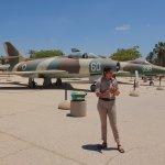Six-Day-War aircraft