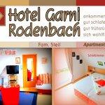 Photo of Hotel Garni Rodenbach