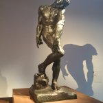 Bronze works - L'ombre
