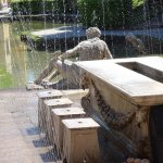 The first part of the Wasserspiele tour.