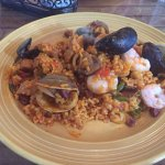 Paella at Cafe Azafran