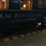 Photo de Train Hiram Bingham