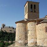 Alcázar desde la Iglesia de la Vera Cruz