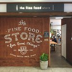 The Fine Food Store.