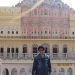 Hawa Mahal - Palace of Wind Foto