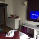 Photo de Radisson Blu Plaza Hotel, Helsinki