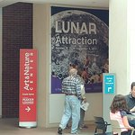 Entrance to the Lunar Attraction