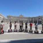Foto de Madrid Segway