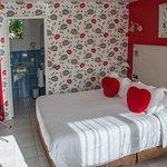Foto van Motel Les Bleuets