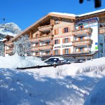 Hotel Latemar Spitze Foto
