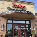 Billede af Ruby Tuesday