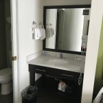 Renovated sink