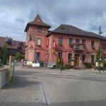 Au Soleil- hotel et restaurant Foto