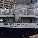 Photo de Boston Harbor Cruises