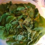 Fleisch, Kopfsalat