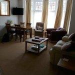 Flat 2 - Living Area