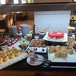 Dessert table was amazing