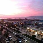 pescara sunset every night